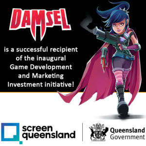 Damsel received Marketing Investment grant