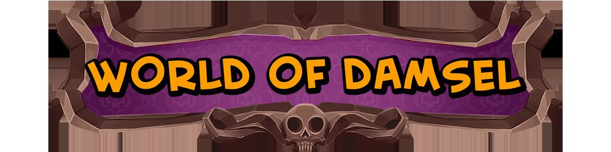 World Of Damsel Banner